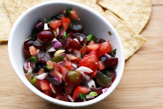 salsa recipes healthy