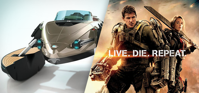 Cool Stuff of the Week: Live Die Repeat, The Code Book, Kindle Voyage, and More…