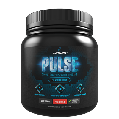 pulse pre-workout