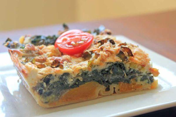 pumkin-lasagna