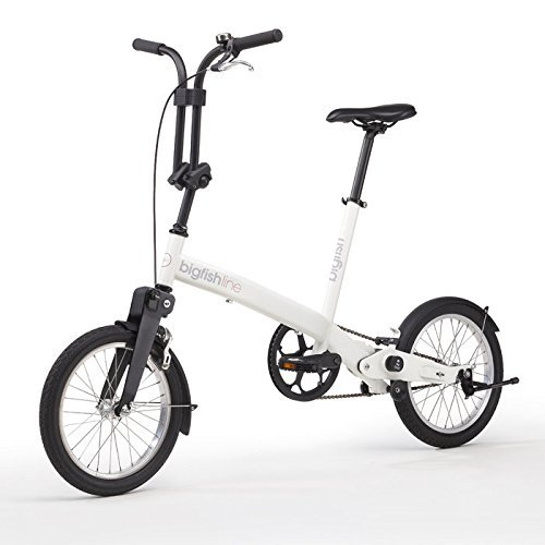 BigFish Line 3 Speed Nexus CN4 Folding Bike