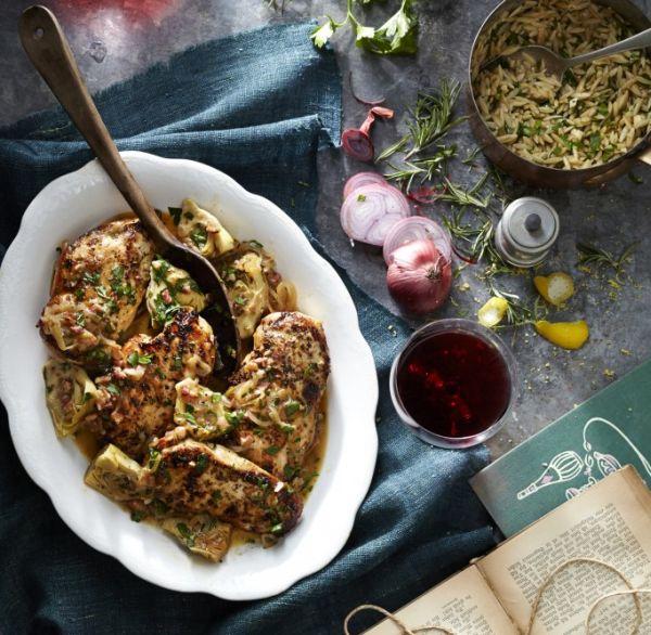 healthy-chicken-artichoke-pan-sauce