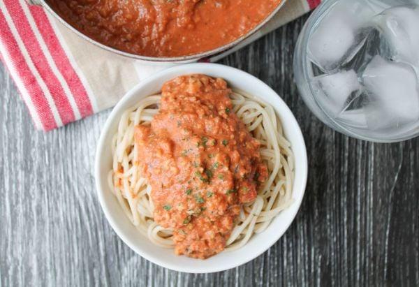 recipes-healthy-spaghetti