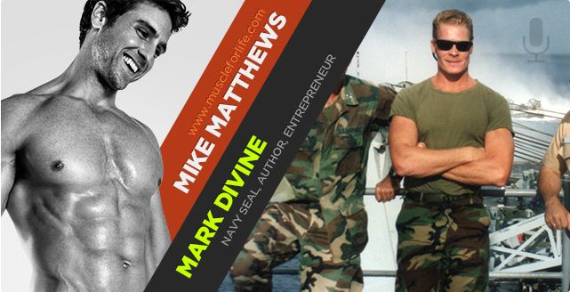 Interview with Mark Divine on the mental game of getting fit