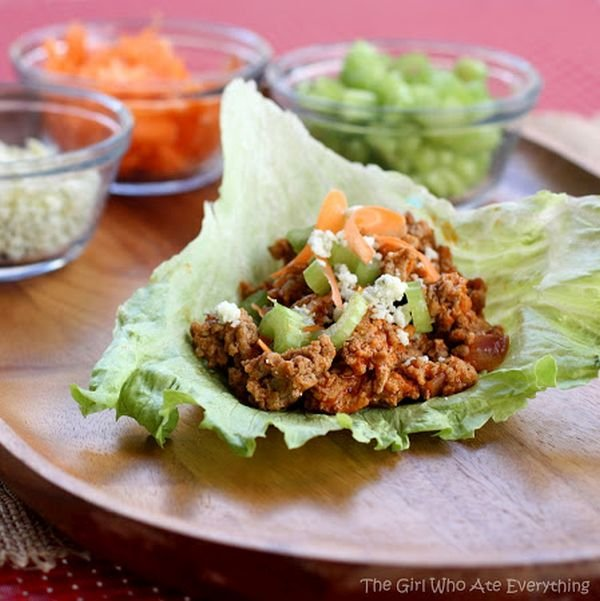 ground-turkey-lettuce-wraps
