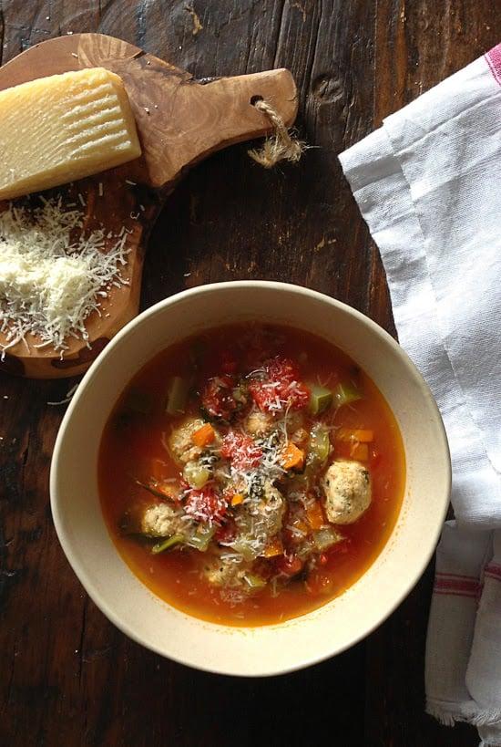 ground-turkey-vegetable-soup