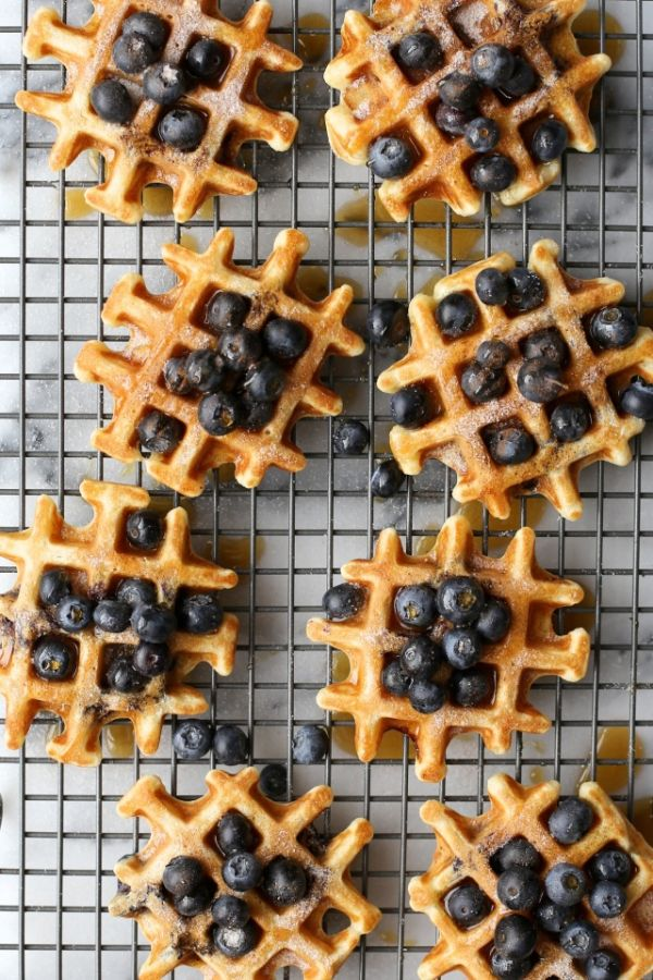 healthy-blueberry-buttermilk-waffles