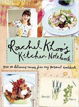 Rachel Khoo Kitchen Notebook