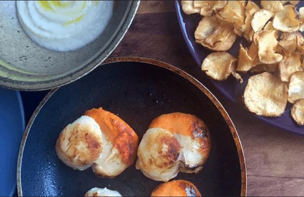 truffle-scallop-recipe