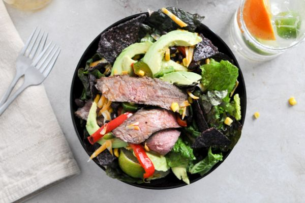 flank-steak-faita-salad-recipe