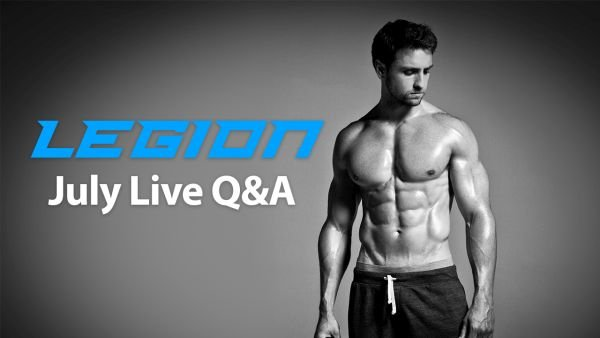 Live Q&A: Muscle:fat bulking expectations, CLA for fat loss, lifting plateaus, and more…