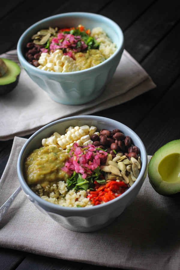 Mexican-Cauliflower-Rice-Bowl