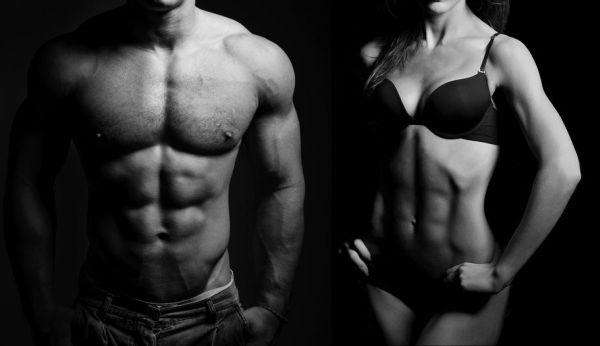 build muscle lose fat diet plan