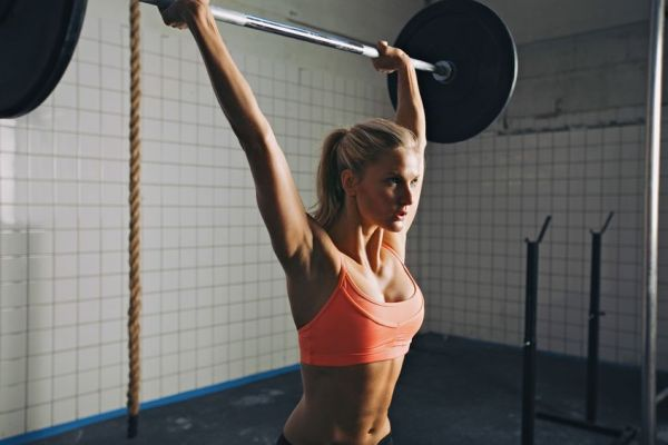 build muscle lose weight fast