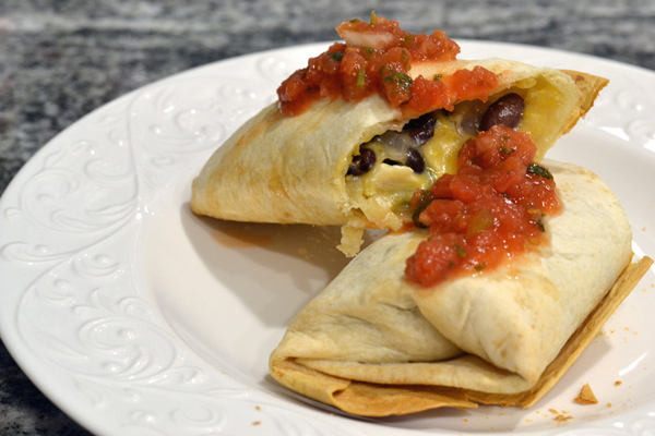 mexican-chicken-burrito
