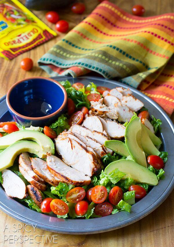 mexican-grilled-chicken-salad