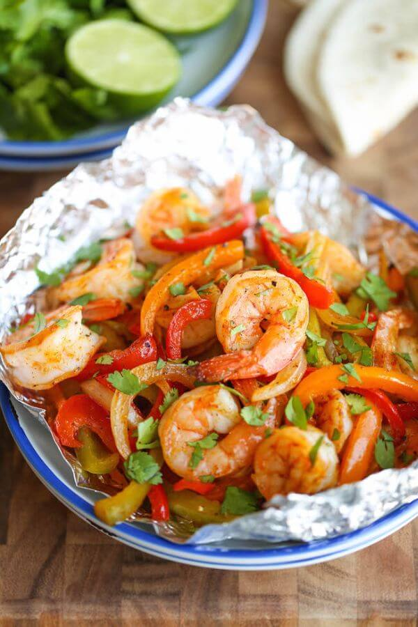 mexican-shrimp-fajitas