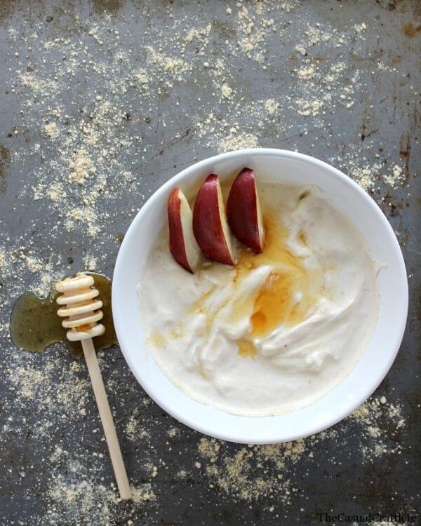 PB2 Greek Yogurt