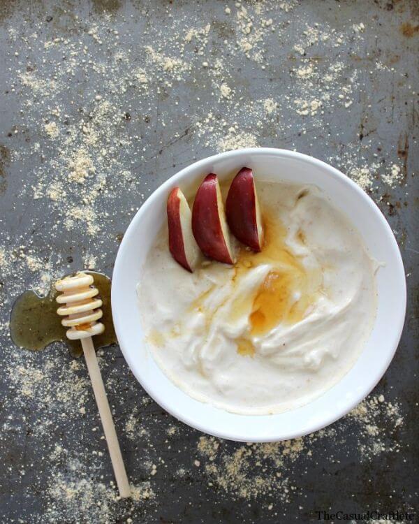 PB2 Greek Yogurt