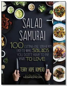 salad samurai cookbook