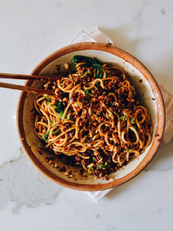 Chinese noodles recipe