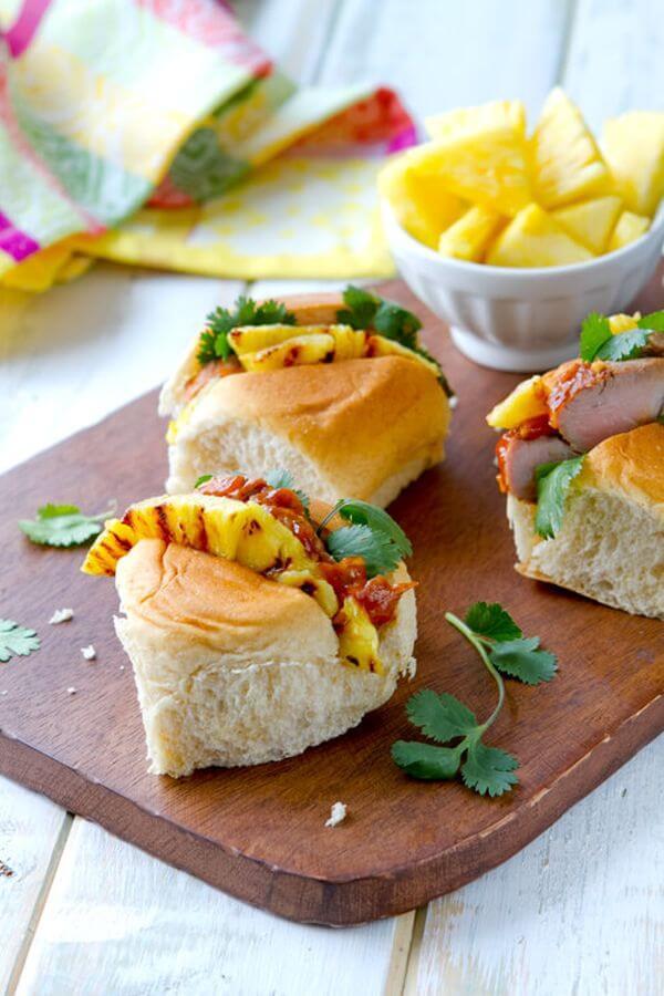 Chinese pork sandwich recipe