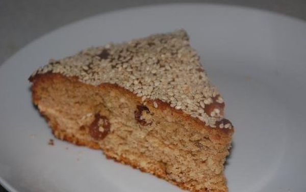 Greek cake recipe