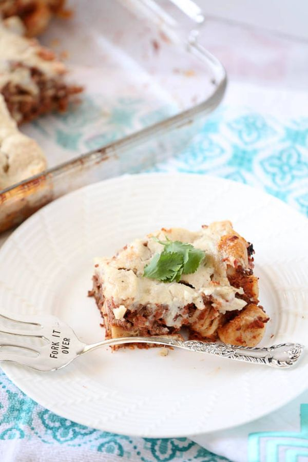 Greek lasagna recipe