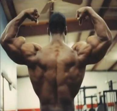 Ronnie Coleman young 2