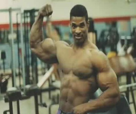 Ronnie Coleman young