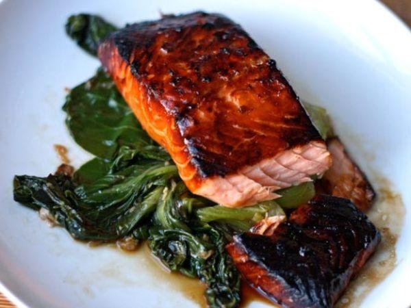 barbeque salmon recipe