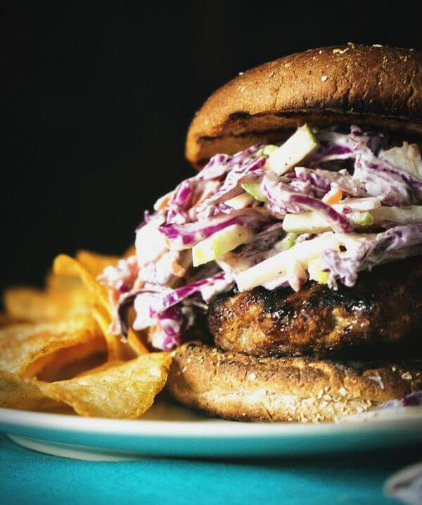 burger recipe for two