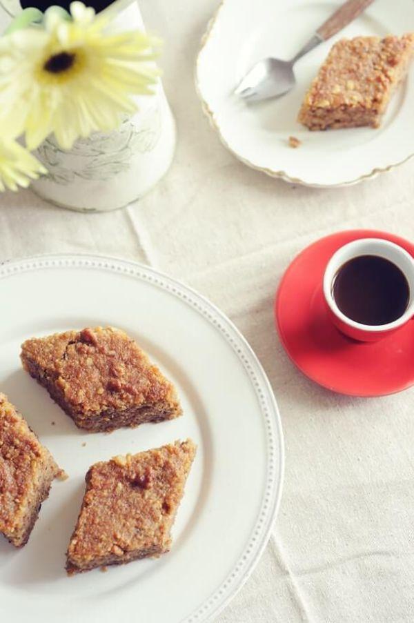 healthy Greek cake recipe