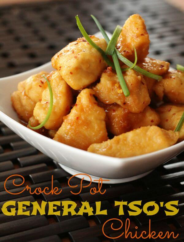 healthy general tsos chicken