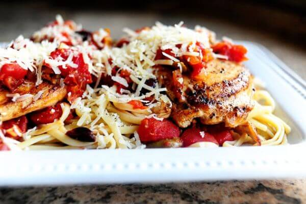pasta recipes for two