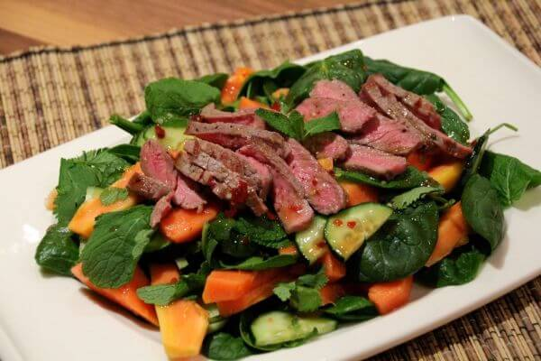 salad recipe for two