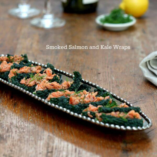salmon wraps recipe