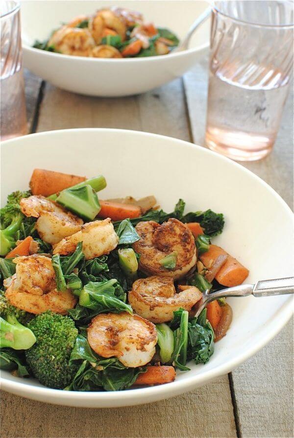shrimp recipe for two