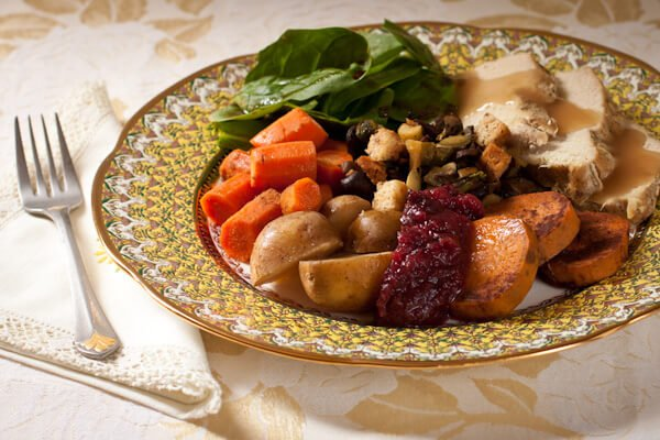 thanksgiving recipe for two