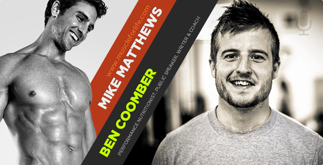 """Interview with Ben Coomber on """"diet wars,"""" under-recovering, and more…"""