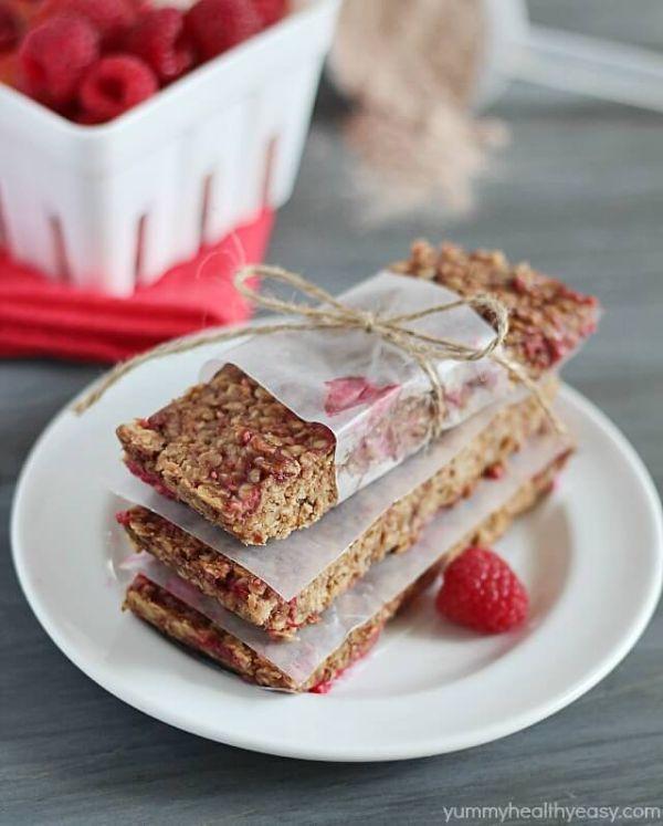 Raspberry Chocolate protein bar