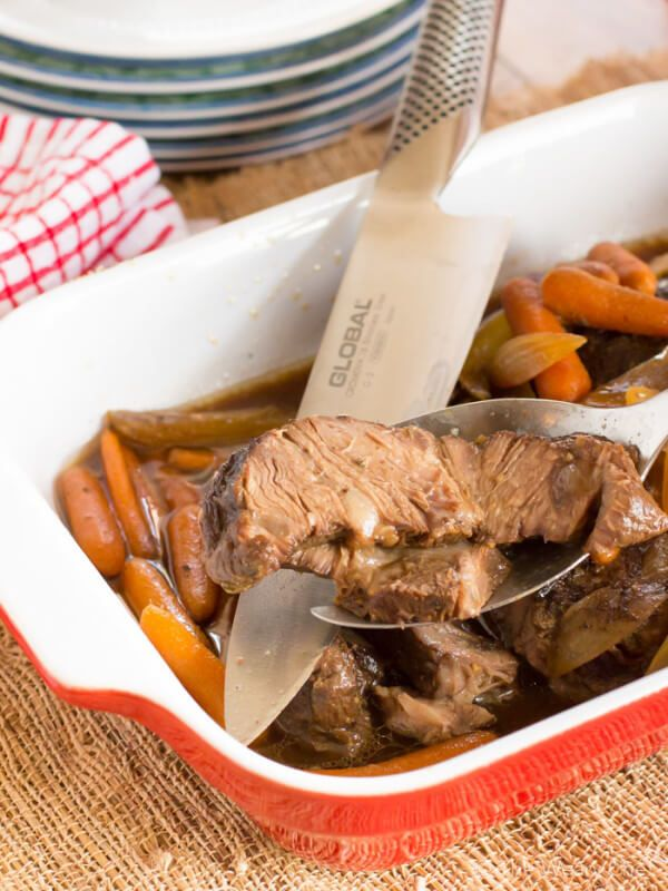 beef roast crock pot recipe