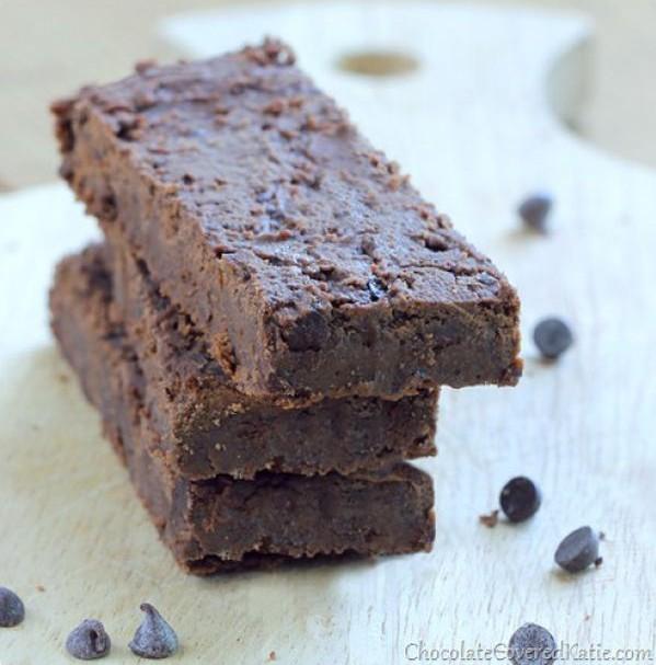 fudge protein bars