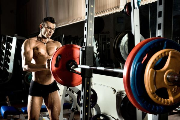 get strong fast 3 exercises