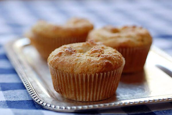 healthy almond flour muffin recipe