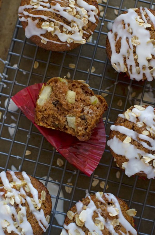 healthy apple muffin recipe