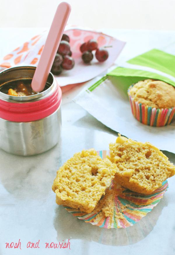 healthy cornbread muffin recipe