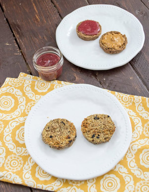 healthy english muffin recipe