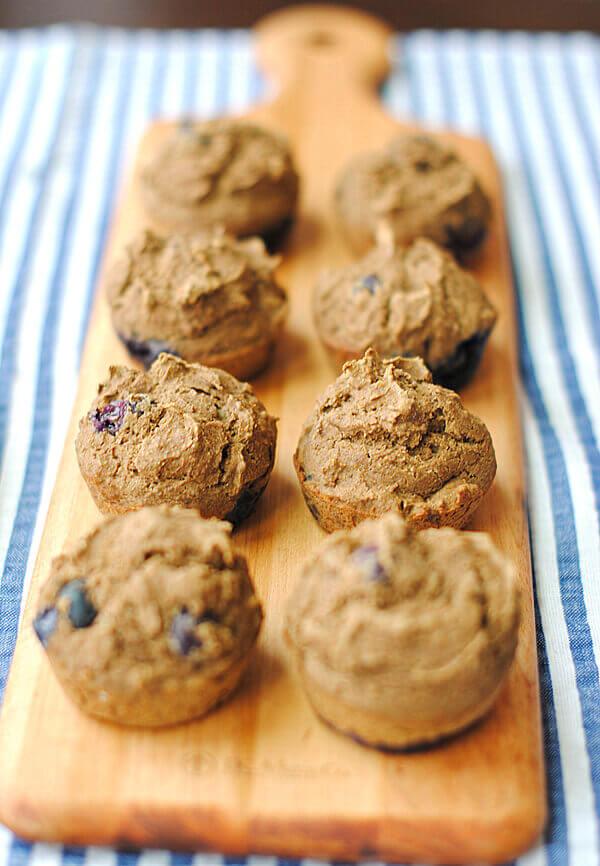 healthy protein muffin recipe