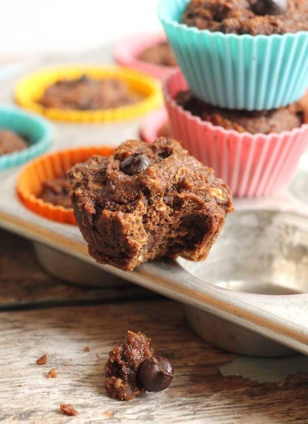 healthy vegan muffin recipe